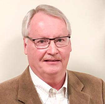 Howard Swenson, President : Scandinavia Lutheran