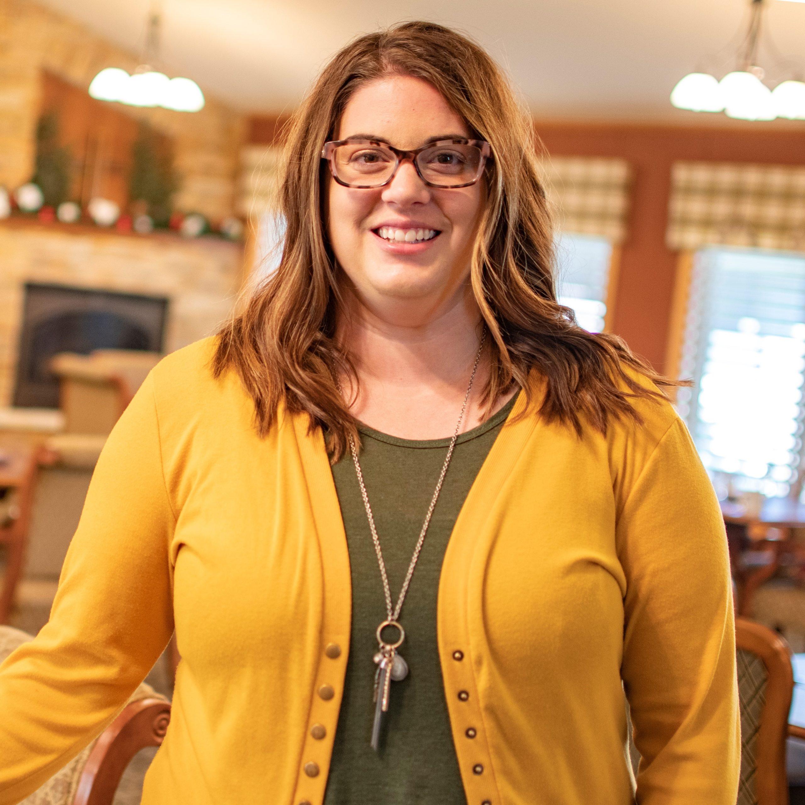 Amber Biegler : Director Parkside ~ Marketing ~ Foundation